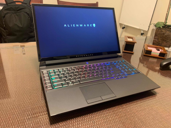 Notebook Gamer Alienware Area 51m, I7, 8gb Ram, Rtx 2060