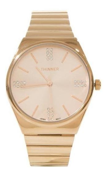 Reloj Thinner 5982 Rose Gold Pm-7209173