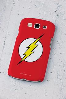 Capa Para Samsung Galaxy S3 The Flash Logo Original Band Up