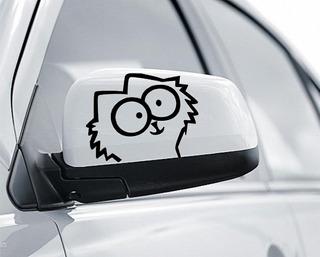 Calco Cat Espejo