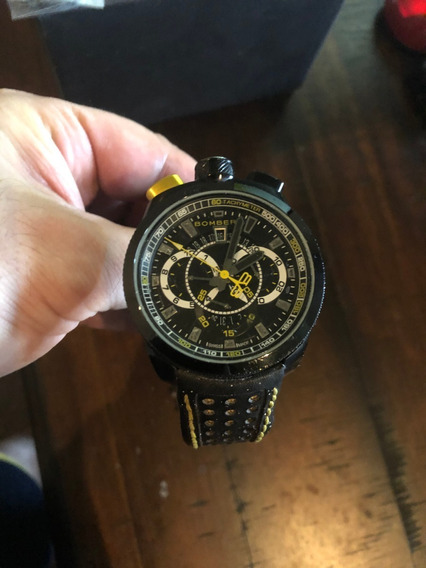 Reloj Bomberg Bolt-68 Descompuesto
