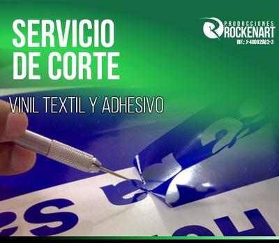 Servicio De Corte En Vinil Textil - Tienda Altamira