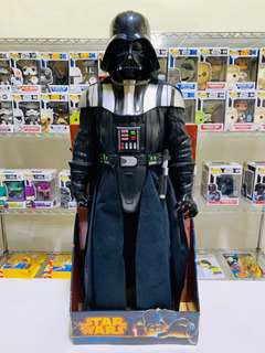 Muñeco Darth Vader 79cm Jakks Pacific Star Wars Giant Size.