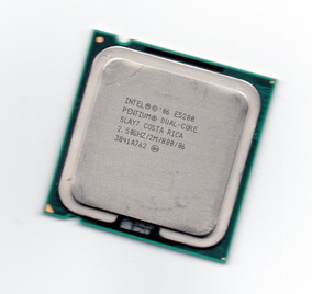 Processador Intel Pentium Dual Core E5200 2.50ghz Lga 775