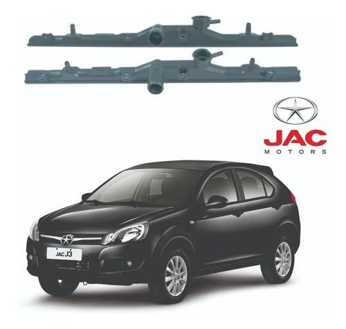 Caixa Radiador  J3 Jac 3 2010-2011-2012-2013-2014-2015-2016