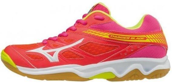 Tenis Mizuno Thunder Blade #26.5 Para Voleibol, Volleyball