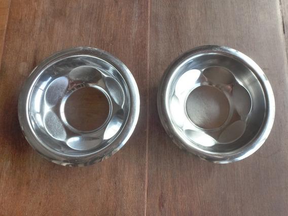 Bowls Acero Inoxidable 12,5 Cm X 2 Unidades