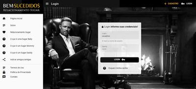 Site E Aplicativo Android De Relacionamento Sugar