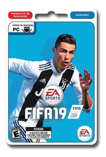 Fifa 19 Original Código [pc] Mercado Líder!!