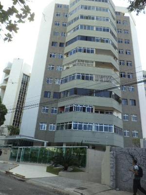 Apartamento Com 3 Dormitórios À Venda, 140 M² Por R$ 480.000 - Aldeota - Fortaleza/ce - Ap3787