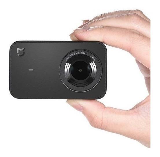 Xiaomi Mijia Mini 4k Câmera De Ação 30fps Touch Screen