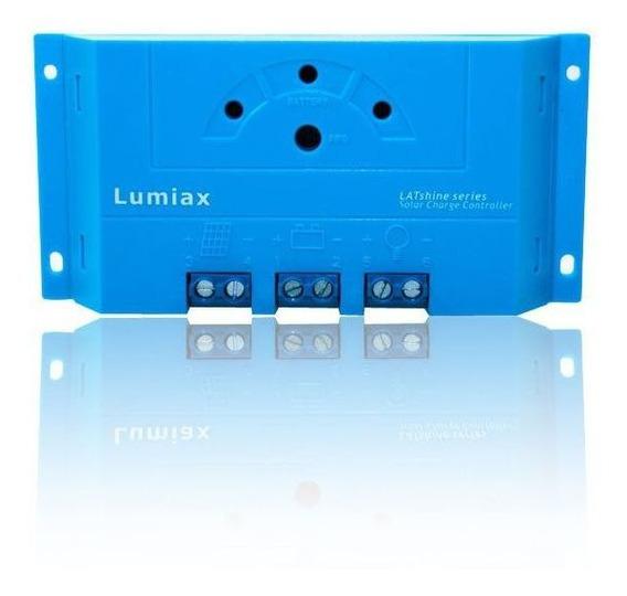 Controlador Lumiax 12v 24v 10a Pwm Shine10