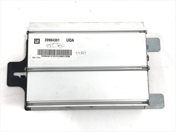 Radio Painel Modulo Amplificador Gm Camaro R19325 20984301