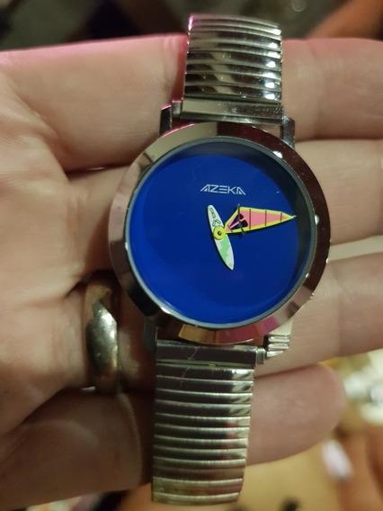 Relógio Francês Azeka Temáticos Sports Wind Surf
