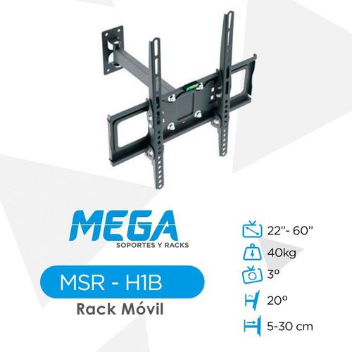 Imagen 1 de 3 de Rack Para Monitores Laptos Tv