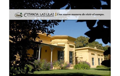 Chacra Campo De 2,7 Hectáreas En Estancia Las Lilas Lujan