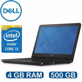 Notebook Dell Vostro 3458 Intel I3 4gb 500gb 14 - 210-agze