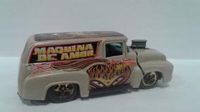 Miniatura Ford Delivery Panel Maquina De Amor Hot Wheels