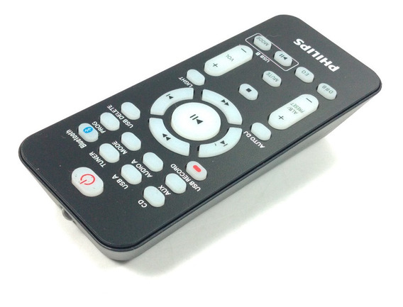 Controle Remoto Philips Som Nx5 Nx7 Nx505 Pró Original