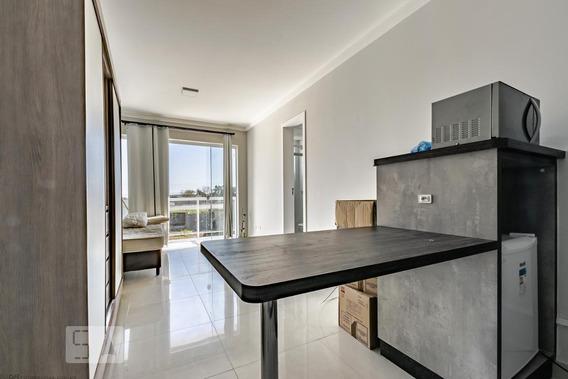 Apartamento Para Aluguel - Cajuru, 1 Quarto, 25 - 893116998