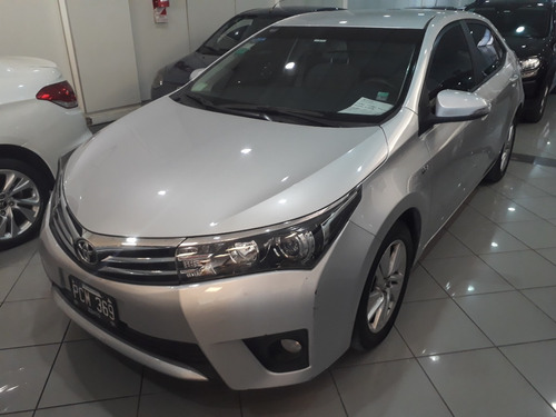 Toyota Corolla Xei 1.8 Cvt 2015, Concesionario Oficial