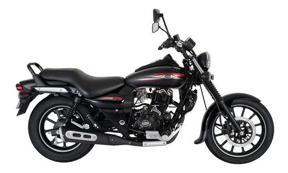 Bajaj Advenger Street 220 Arizona Motos Ahora 12