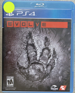 Evolve Ps4 Play Magic