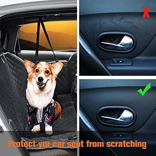 Imagen 1 de 2 de Fundas Para Asientos De Seguridad Para Perros Con Una M...