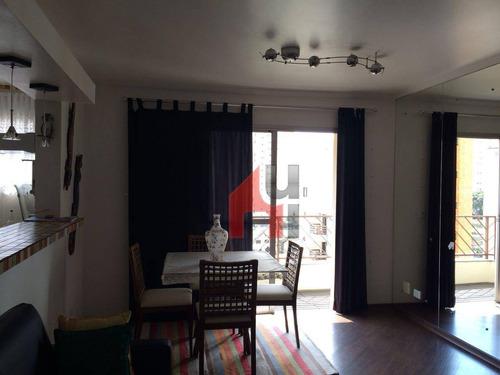 Apartamento À Venda, 74 M² Por R$ 800.000,00 - Jardim Vila Mariana - São Paulo/sp - Ap0176