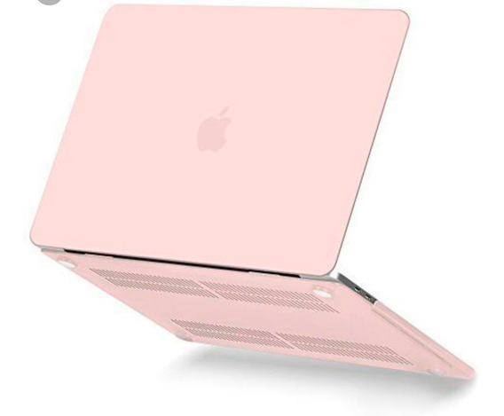 Carcasa Protector Case Funda Macbook Pro Air Retina Rosa