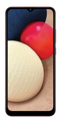 Samsung Galaxy A02s 64gb Rojo 4gb Ram
