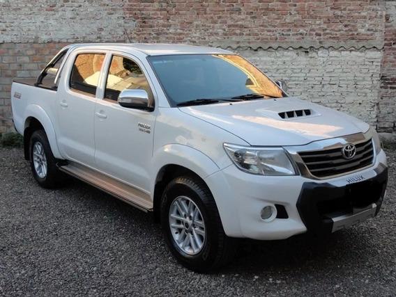 Toyota Hilux Srv 4x4 2015