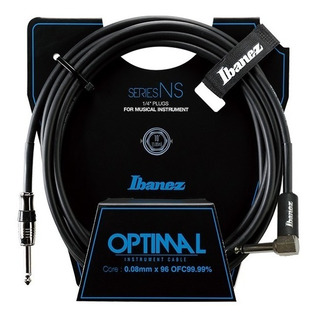 Cable Instrumento 3,05m Ibanez Ns10l