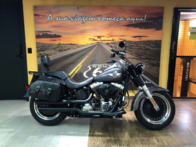 Harley Davidson Softail Fat Boy Special 2015 Impecável