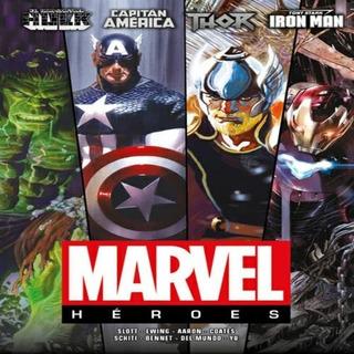 Marvel Héroes 01 - Ovni Press