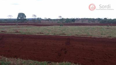 Fazenda Rural À Venda, Zona Rural, Campina Verde. - Fa0043