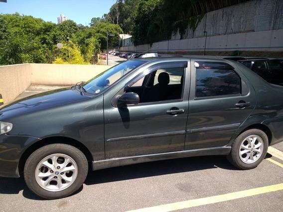 Fiat Siena 1.4 Elx Flex 4p 2007