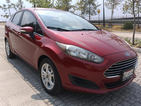 Ford Fiesta 2015 Se Sedan Automatico Clima Impecable