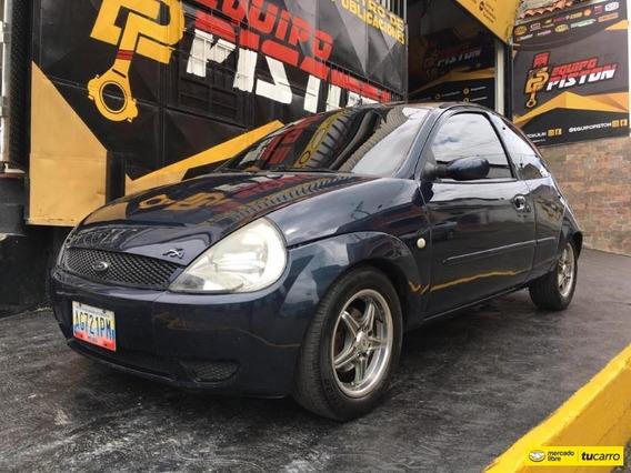 Ford Ka Coupe Sincronico