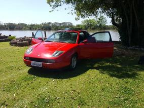 Fiat Coupê Com Teto Solar Vermelho 2.0 16v 2p