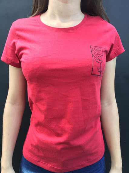 Camisetas Femininas Bull Clothes Limitadas