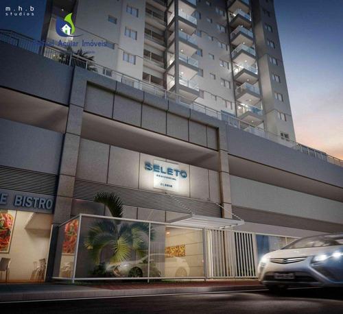 Imagem 1 de 15 de Seleto Residencial- Lojas Para Alugar - 23