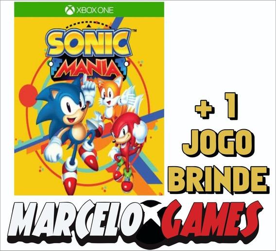 Sonic Mania Xbox One Midia Digital