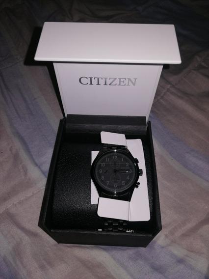 Reloj Citizen Eco Drive Negro Cad 0625-55e