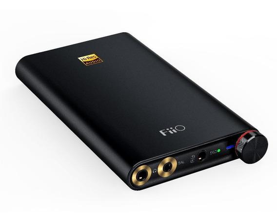 Amplificador Dac Fone De Ouvido Fiio Q1 Mkii Hi-res Oficial
