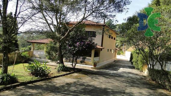 Chácara Com 4 Dormitórios À Venda, 5310 M² Por R$ 1.800.000,00 - Chácaras Condomínio Recanto Pássaros Ii - Jacareí/sp - Ch0013