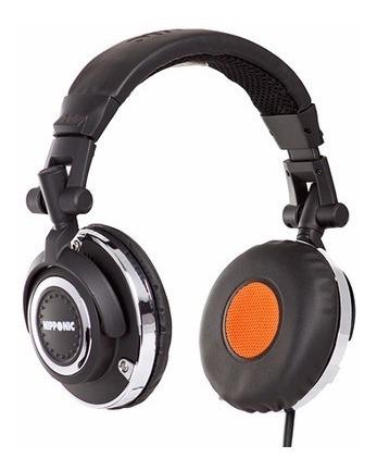 05 Fone De Ouvido Headphone Profissional Nipponic Cd2180