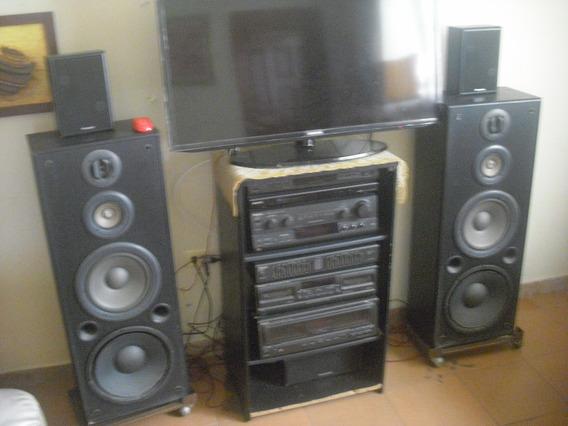 Equipo De Sonido Technics Y Tv