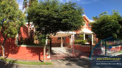 Altos De Arroyo Hondo Iii, Confortable Residencia Id.2477