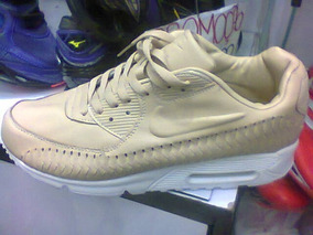 Tenis Nike Air Max 90 Bege E Branco Nº38 Ao 43 Original!!